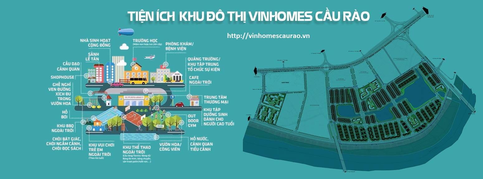 Lợi ích lớn khi đầu tư biệt thự và chung cư tại Vinhomes Cầu Rào