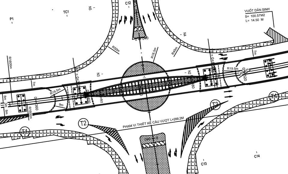 Hải Phòng xây dựng cầu vượt nút giao Nguyễn Văn Linh tạo con đường di chuyển thuận tiện