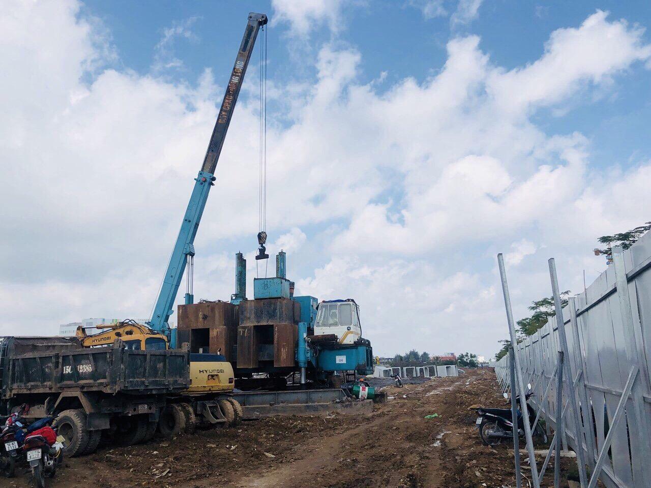 cập nhật dự án vinhomes cầu rào hp