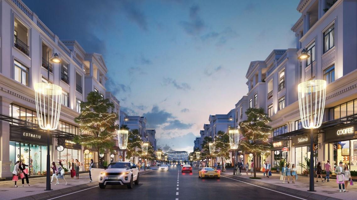 Shophouse Khu Ngọc Trai Vinhomes Cầu Rào 2 - Siêu phẩm đầu tư 2019