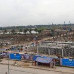 Hình ảnh thực tế tiến độ phân khu San Hô – Vinhomes Marina Cầu Rào 2/2019