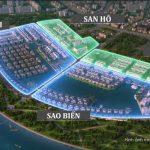 Cho thuê Biệt thự Song Lập dự án Vinhomes Cầu Rào 2