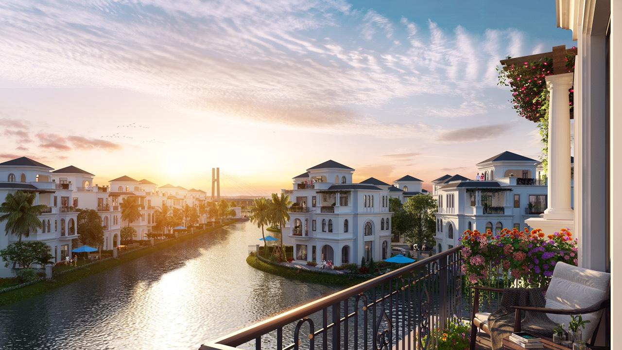 Các hướng nhà tại phân khu San Hô Vinhomes Marina Cầu Rào là gì?