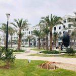 Cho thuê biệt thự full nội thất tại dự án Vinhomes Marina