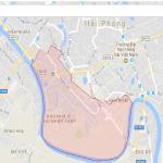 """Vị trí dự án Vinhomes cầu rào 2 Hải Phòng – """"Kim Cương"""" thành phố Cảng"""