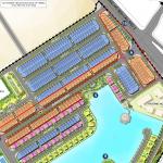 Cho thuê nhà mặt tiền rộng thích hợp kinh doanh tại Vinhomes Cầu Rào 2